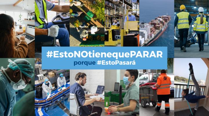 Cerpasur se suma a la iniciativa #EstoNOtienequePARAR