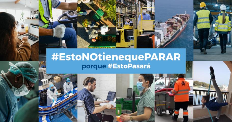 Cerpasur sluit zich aan bij het initiatief #EstoNOtienequePARAR