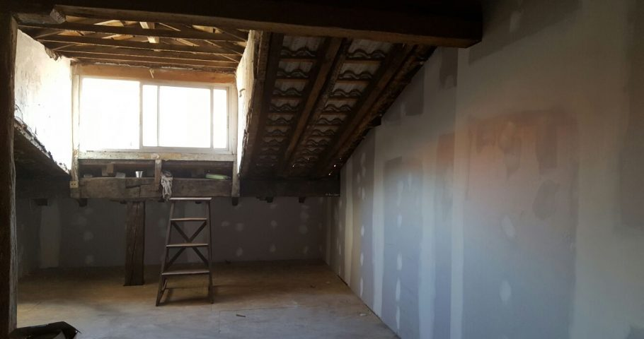 New Attic Rehabilitation Project
