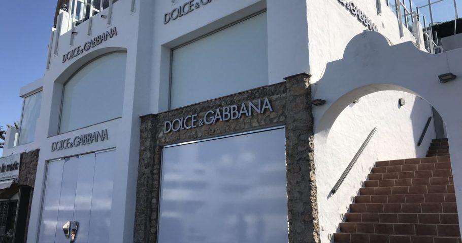 Nuevo proyecto para Dolce & Gabbana en Puerto Banús