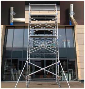 Cerpasur.com tienda online de Andamios y torres móviles de aluminio profesionales