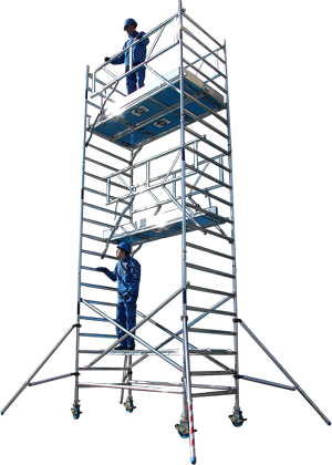CERPASUR, S.L. nuevo distribuidor en España-Andamios de aluminio de calidad al mejor precio