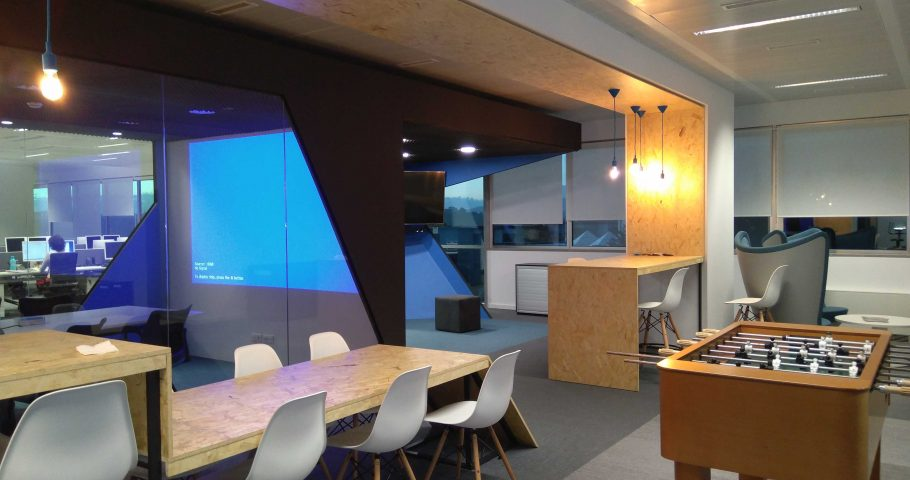 Offices in Lisbon finished